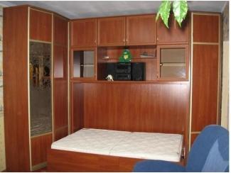 Угловой шкаф с откидной кроватью - Мебельная фабрика «Мастер Мебель»