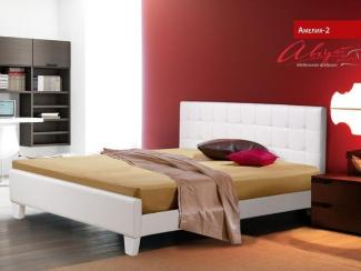 Кровать Амелия 2 - Мебельная фабрика «Август»