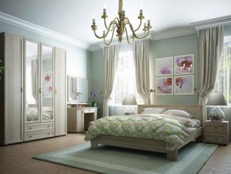 Спальня Береста - Мебельная фабрика «Волхова», г. Великий Новгород