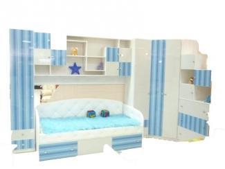 Детская Адмирал - Мебельная фабрика «Нэнси»