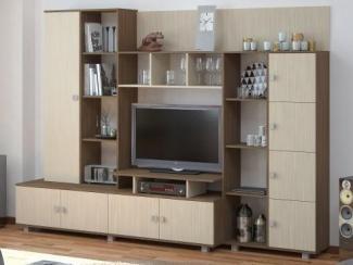 Гостиная стенка Латина - Мебельная фабрика «Мебель плюс»