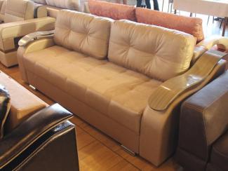 Мебельная выставка Ялта (Крым): диван прямой - Мебельная фабрика «Фаворит», г. Каменск-Шахтинский