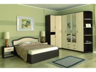 Спальный гарнитур Кира - Мебельная фабрика «Альбина»