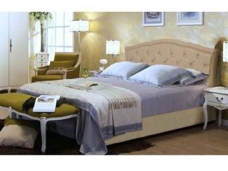 Кровать в спальню Тиффани  - Мебельная фабрика «Стрэк-тайм»
