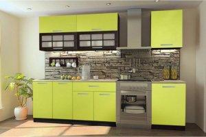 Кухонный гарнитур Акация  - Мебельная фабрика «Славные кухни (ИП Ларин В.Н.)»