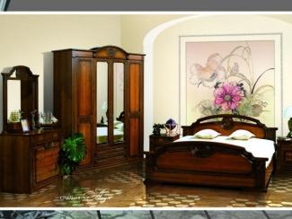 Спальня Аида - Мебельная фабрика «ЭдРу-М»