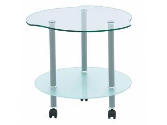 Стол журнальный Кофейный - Мебельная фабрика «Мебель из стекла»