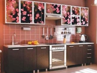 Кухонный гарнитур прямой Сакура