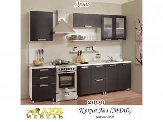 Кухня МДФ 4 Дени - Мебельная фабрика «Лев Мебель»