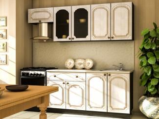 Кухня прямая Классик 2 - Мебельная фабрика «Элна»