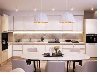 Кухонный гарнитур ЗД-3 - Мебельная фабрика «АКАМ»