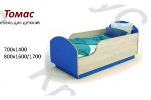 Детская кровать Томас - Мебельная фабрика «Крокус»