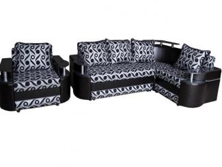 Угловой диван Султан 03 - Мебельная фабрика «Гар-Мар»