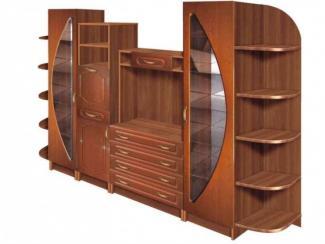 Гостиная стенка Аврора МДФ - Мебельная фабрика «Гамма-мебель»