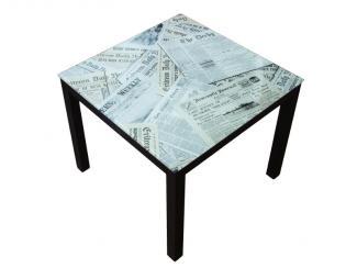 Стол журнальный Рекорд 27 мк - Мебельная фабрика «Новый Полигон», г. Санкт-Петербург