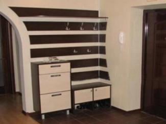 Прихожая прямая 28 - Мебельная фабрика «ДСП-России»