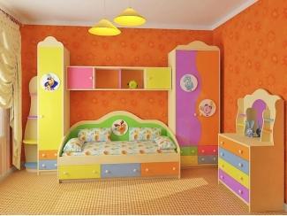 Яркая мебель для детей Мульт  - Мебельная фабрика «ИнтерМебельДизайн»