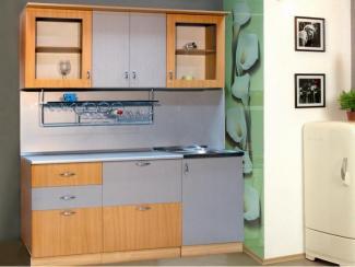 кухня прямая Классика 5 - Мебельная фабрика «Долес»