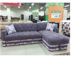 Угловой диван Пальмира оттоманка - Мебельная фабрика «Донской стиль»