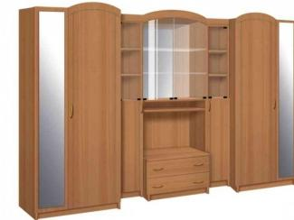 Гостиная стенка Мега-1 ЛДСП - Мебельная фабрика «Гамма-мебель»