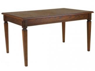 Прямоугольный стол Трапеза 1400 - Мебельная фабрика «КЛМ-мебель»