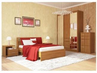 Спальня Берта - Мебельная фабрика «МебельШик»