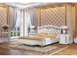Элитная спальня Patrizia - Мебельная фабрика «Уфамебель»