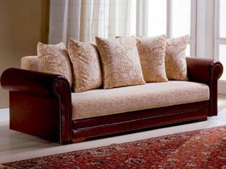 Диван прямой «Вега 12» - Мебельная фабрика «Элегия»