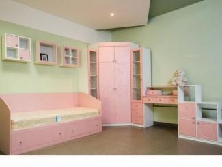 Комплект мебели в детскую комнату - Мебельная фабрика «Леспром», г. Пенза