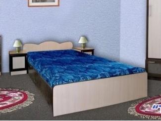 Кровать в спальню Татьяна 2 - Мебельная фабрика «С-Корпус»