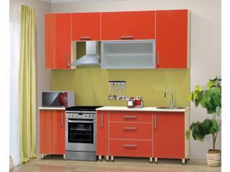 Кухонный гарнитур прямой Черри - Мебельная фабрика «Версаль»