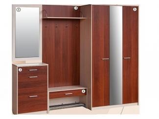 Модульная прихожая Этюд - 07 - Мебельная фабрика «Гранд-МК»