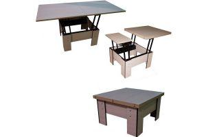 Стол-трансформер - Мебельная фабрика «Колпинская мебель»