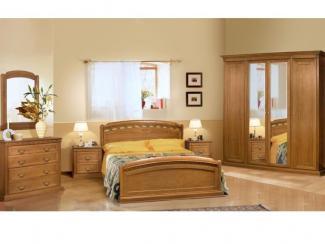 спальный гарнитур «Иоланта» - Мебельная фабрика «Слониммебель»