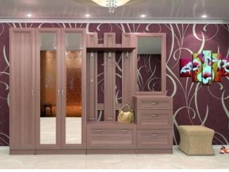 Прихожая УЮТ 6 - Мебельная фабрика «Азбука мебели»