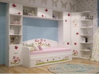Красивая мебель для детской Полянка