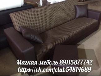 Диван прямой Элегия - Мебельная фабрика «ИП Такшеев», г. Новодвинск