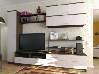 Гостиная стенка Серии Комфорт 3 - Мебельная фабрика «Шадринская»