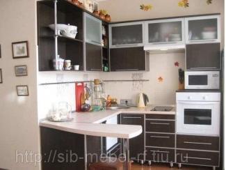 Угловая кухня 20 - Мебельная фабрика «Сиб-Мебель»
