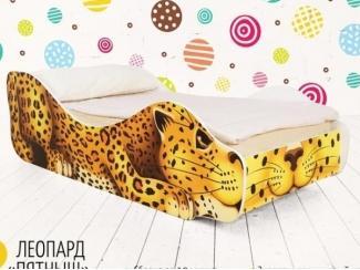 Кровать детская Леопард Пятныш