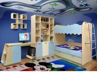 Детская «Алиса» - Мебельная фабрика «Прима-сервис»