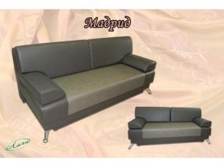 Прямой диван Мадрид - Изготовление мебели на заказ «Лига»