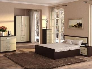 Спальный гарнитур Фиеста 2 - Интернет-магазин «ГОСТ Мебель»
