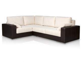 диван угловой Релоти Сильвер  3 - Мебельная фабрика «Лагуна»
