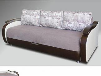 Диван прямой Волна тик-так - Мебельная фабрика «Надежда»