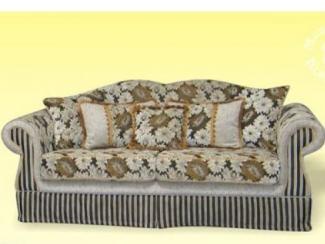 Диван прямой «Богемия 5» - Изготовление мебели на заказ «1-я мебельная компания», г. Нижний Новгород