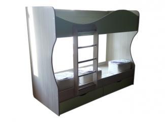 Кровать 2х-ярусная - Мебельная фабрика «Триумф мебель»