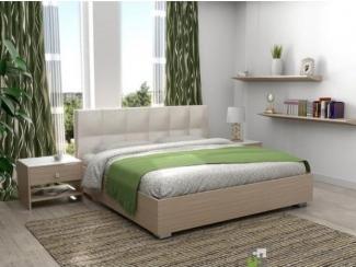 Кровать 001 - Изготовление мебели на заказ «Ре-Форма», г. Уфа