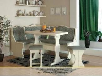 Обеденный комплект 6 - Мебельная фабрика «Верба-Мебель»