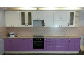 Прямая кухня - Мебельная фабрика «Настоящая Мебель»